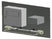 RTLG-410壁挂式激光气体分析仪器系统