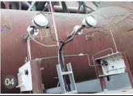 柳钢转炉煤气回收控制